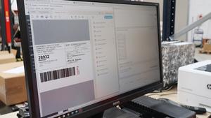 Etiquetado OUTLET PC